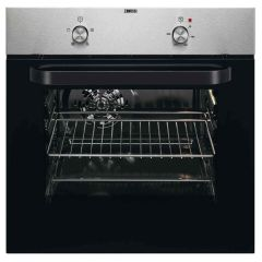 Zanussi ZZB30401XK ZZB30401XK Built In Single Electric Oven A Rated, 60L Capacity, Multifunctional O